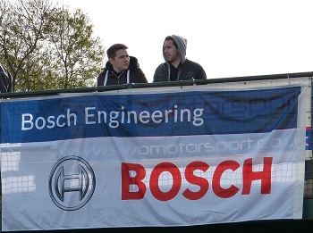 Bosch Test Day